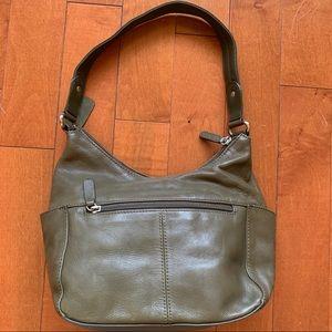 St. John's Bay Bags - 🆕 St. John's Bay leather hobo bag.